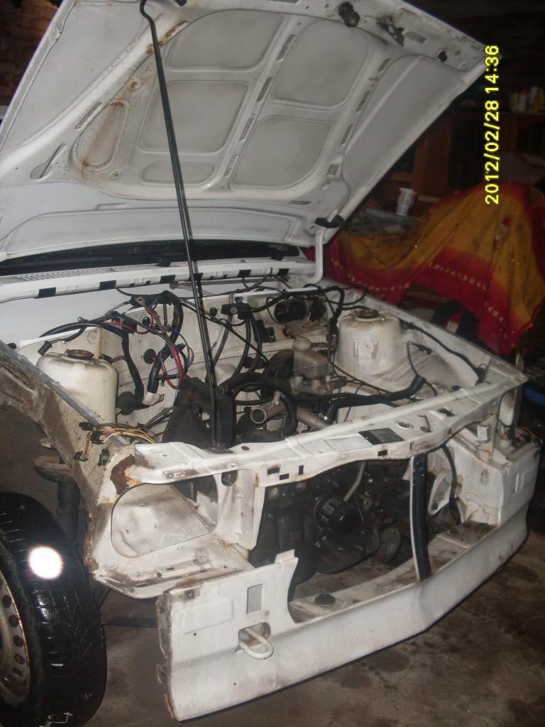 mein Corsa A - der Schrottplatzfund SDC11569