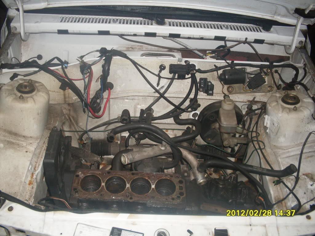 mein Corsa A - der Schrottplatzfund SDC11570