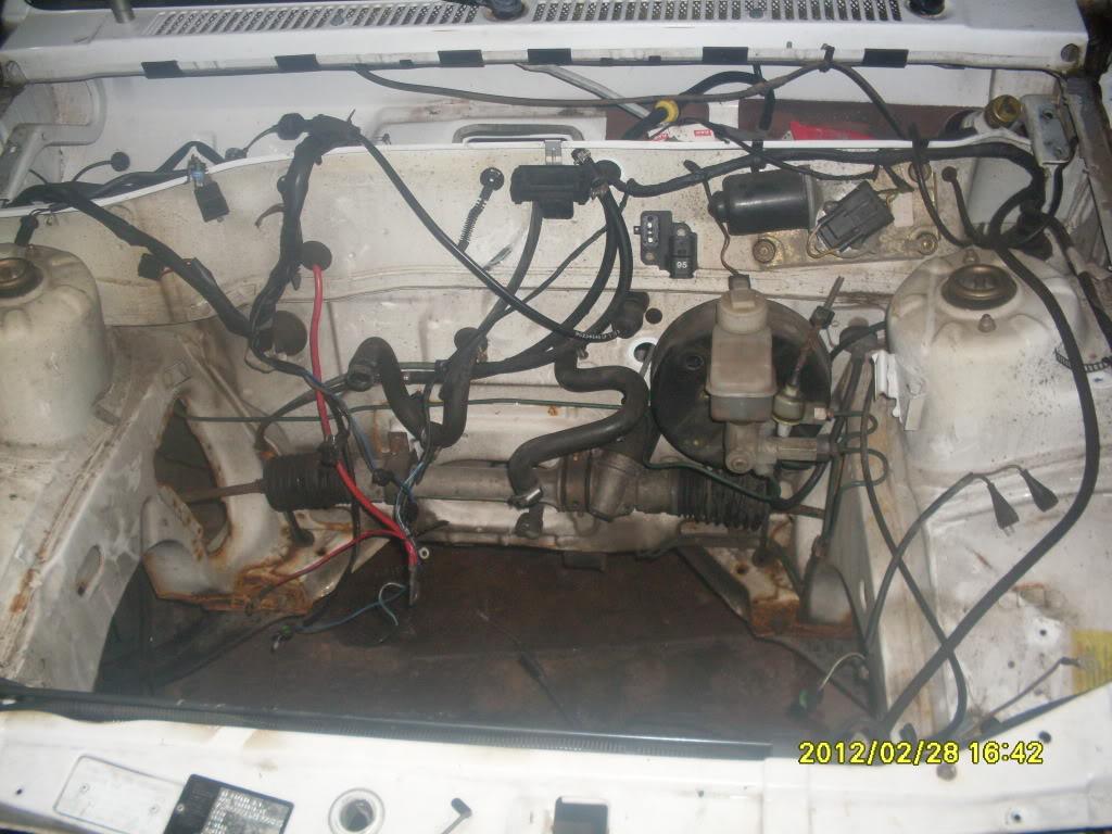 mein Corsa A - der Schrottplatzfund SDC11577