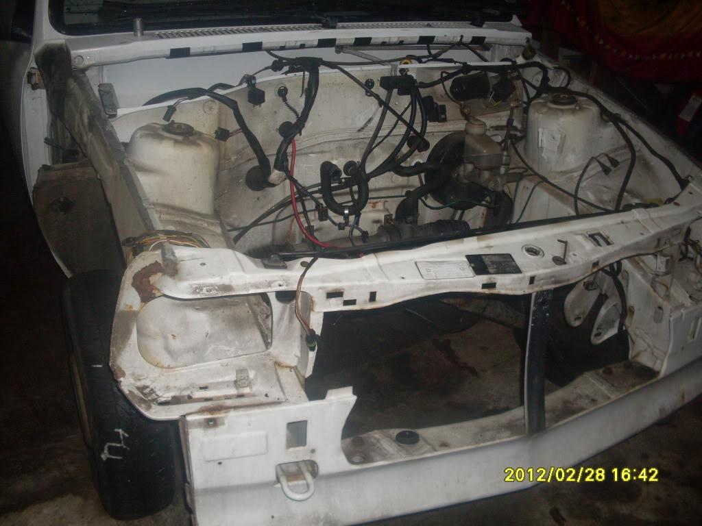 mein Corsa A - der Schrottplatzfund SDC11578