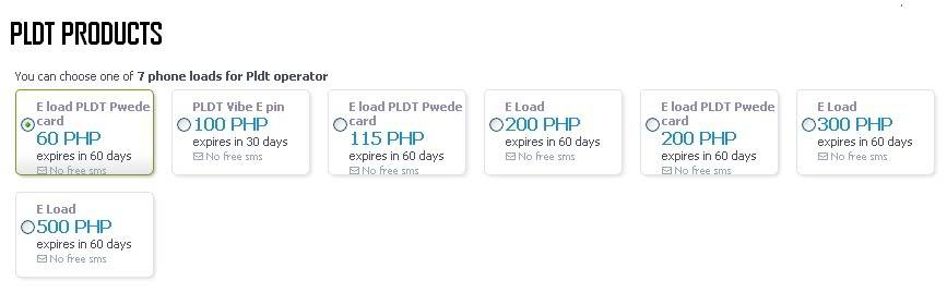 Want to e-load without going to the store? Pldt