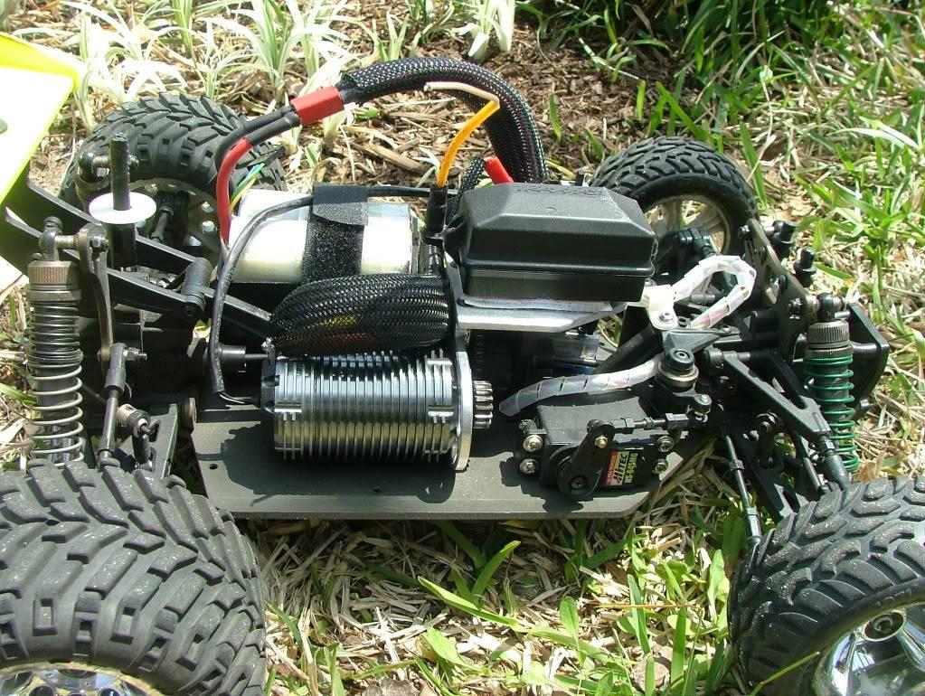 LRP 1/8 motor review DSCF9573