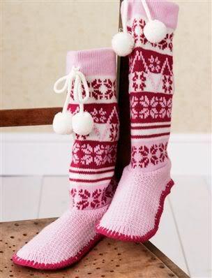 Kışlık Çoraplar,Hem Şık Hem Sıcacık Slippers1zp0