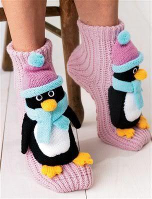 Kışlık Çoraplar,Hem Şık Hem Sıcacık Slippers3ex0
