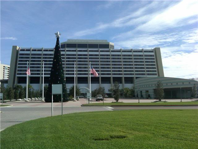 The Contemporary Resort! CRTower
