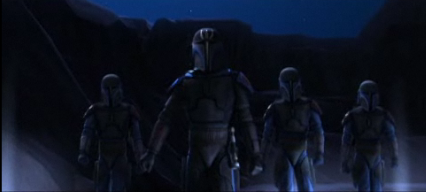 Brace for awesome: season 2 of The Clone Wars will contain MANDOS Mandalorians-CW-s2