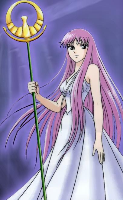 Fan Art de Athena 3
