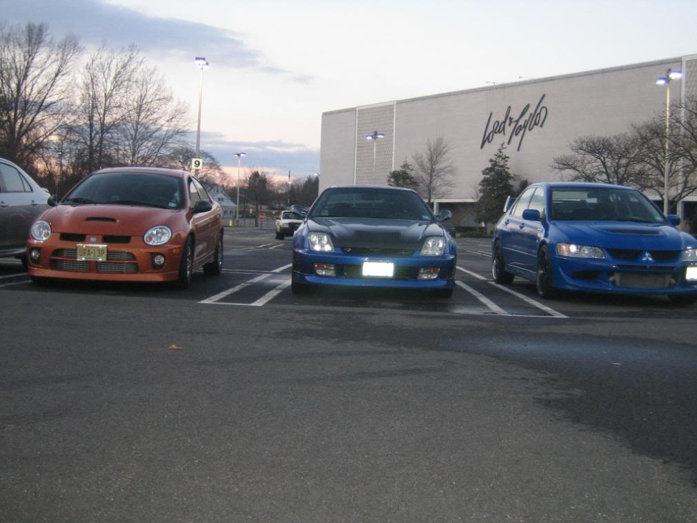 3/16/08 Paramus Applebees Meet *56k unfriendly* Meet3-16-009