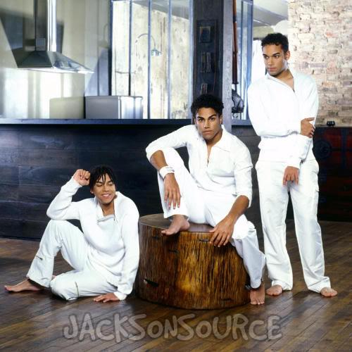 3T: Taj, Taryll & TJ Jackson - Page 2 3T-1