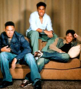 3T: Taj, Taryll & TJ Jackson 3T1-1
