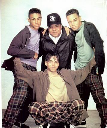 3T: Taj, Taryll & TJ Jackson 3TBrotherhood