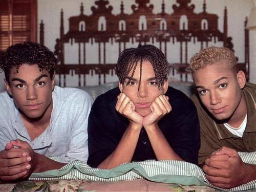 3T: Taj, Taryll & TJ Jackson 3TBrotherlyLove