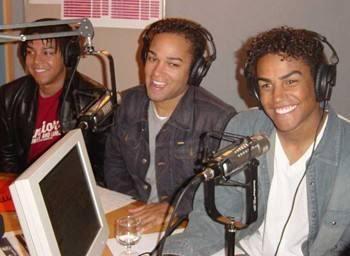 3T: Taj, Taryll & TJ Jackson 3TRadio