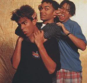 3T: Taj, Taryll & TJ Jackson 3Tbeinsilly