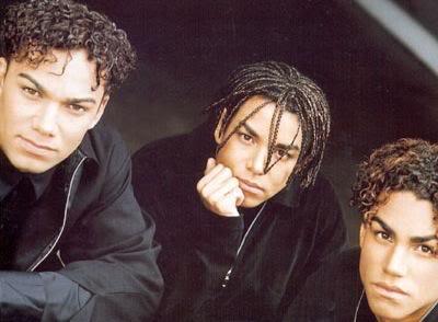 3T: Taj, Taryll & TJ Jackson 3Tface