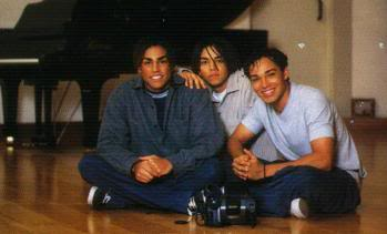 3T: Taj, Taryll & TJ Jackson 3Tpiano