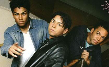 3T: Taj, Taryll & TJ Jackson 3Ttrap