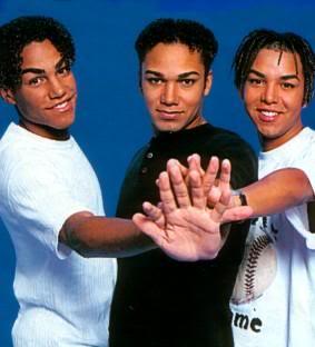 3T: Taj, Taryll & TJ Jackson 3t6