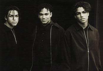 3T: Taj, Taryll & TJ Jackson 3tbw