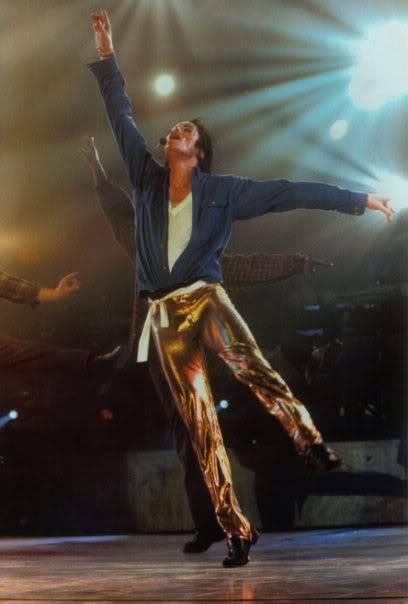 Gold Pants Mjf