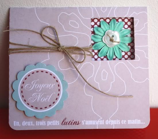 cartes et étiquettes cadeaux Cartenoelisalilou1-1
