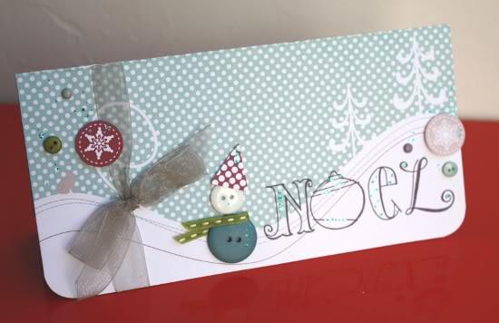 cartes et étiquettes cadeaux Cartenoelisalilou2
