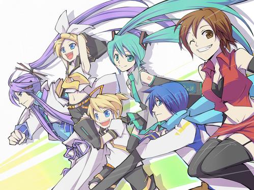 Vocaloid -porque estas cositas cantan, no son un anime Ü- Fam6