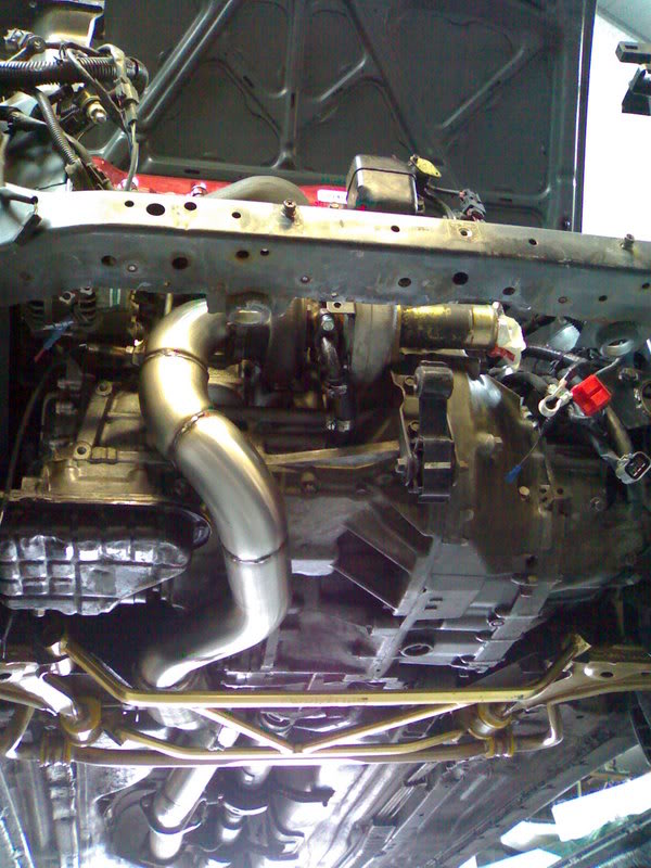 Bobs front end stripped down ,,  start date 01/11/12 16092006090-1-1