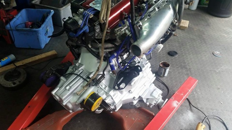 And it begins.  Robs big pulsar rebuild - Page 4 17_zpsl3l2n3ri
