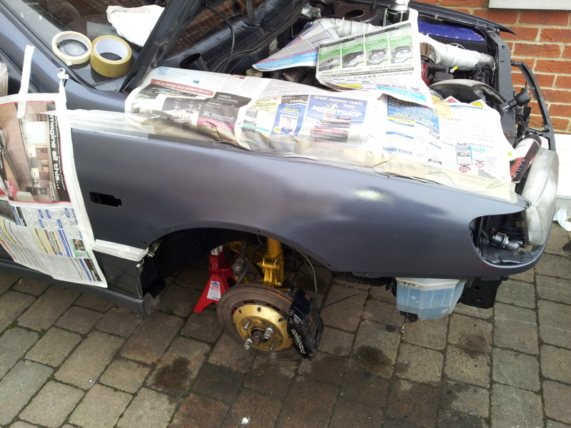 Bobs front end stripped down ,,  start date 01/11/12 - Page 2 20121206_112945
