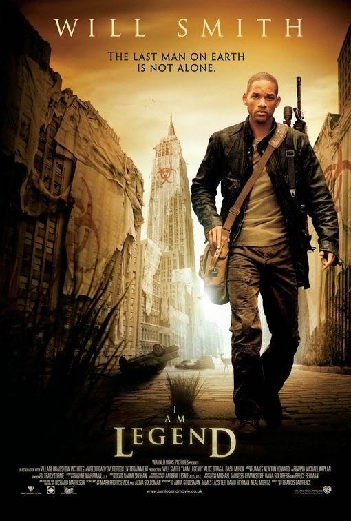 Exclusive I Am Legend DVDSCR XViD