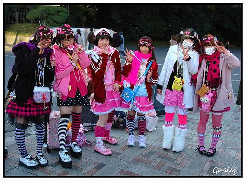 What is Harajuku? :O! 95848195_2cda95943d
