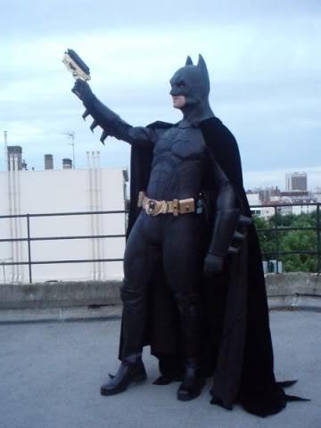 batman et le joker,à la japan expo a paris P7052165a640x480