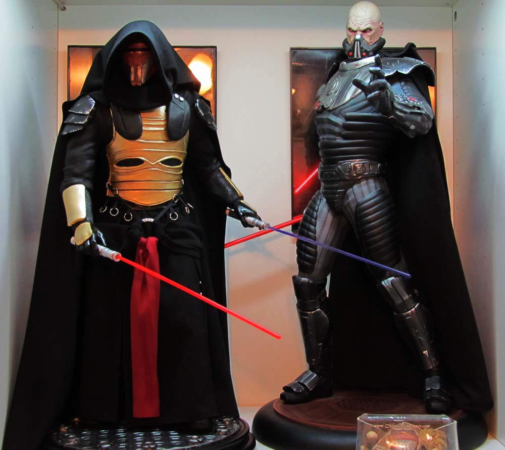 some of my custom STAR WARS Statues Darth_revan_premium_format_statue_18_zps657a3464