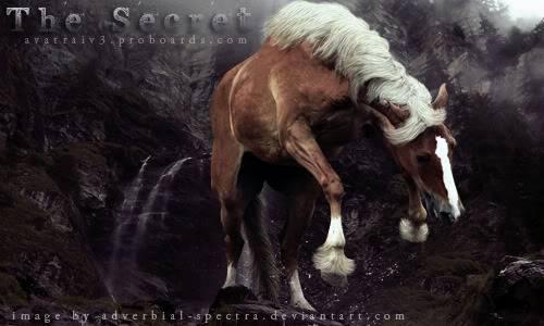 The Secret: int/adv equine RPG, 1000+ members [LB] Thesecretad