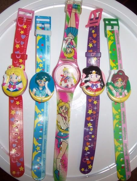 Your Sailor Moon Collection / Stuff 100_2705