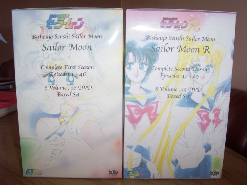 Your Sailor Moon Collection / Stuff 100_2731