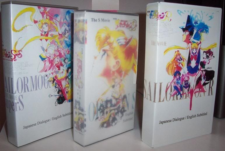 Your Sailor Moon Collection / Stuff 100_27392