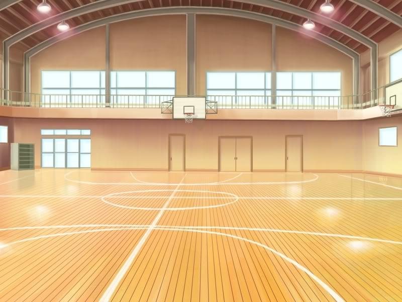 [Hoshikuzo Gakuen] Ginásio Gym