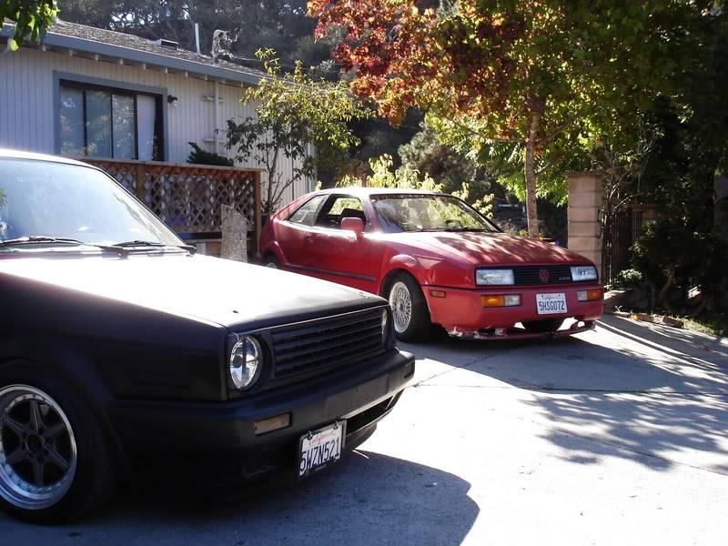 Fotos de mi GTI Mk2 y unos videos desde Santa Cruz California. 297fce5e