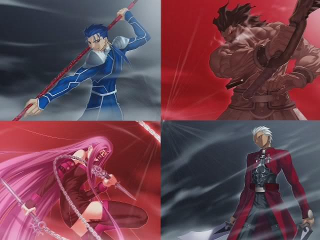 Fate/stay night FateStayNight01