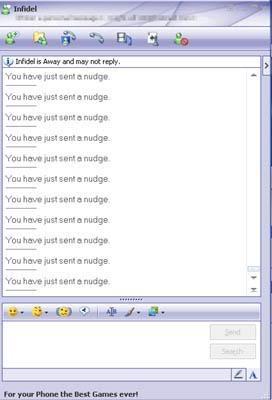 TOP 10 Scripts MsnNudge
