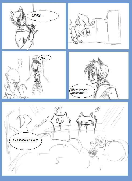 Guard Dog Comic Comix4