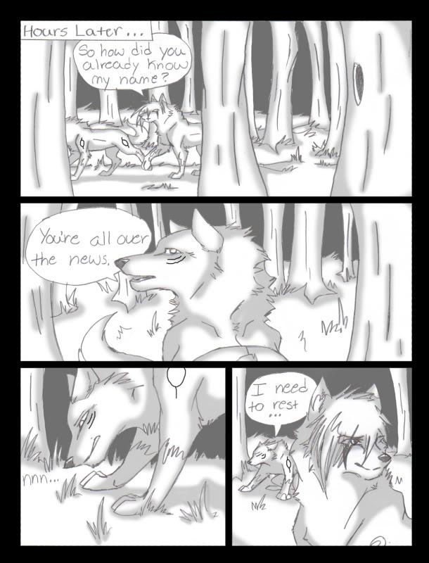 Guard Dog Comic GDC16