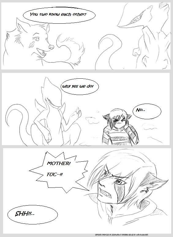 Guard Dog Comic Comix6