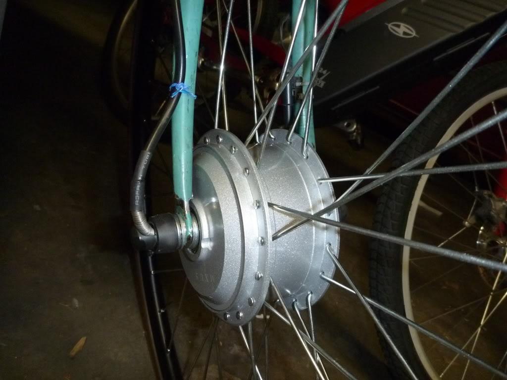 Montar un kit en una bicicleta de carretera AYUDA P1030699