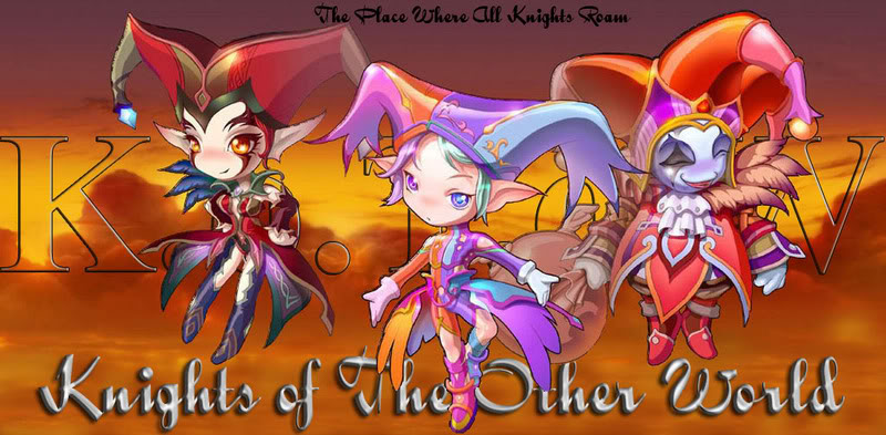 Knights Of The Other World