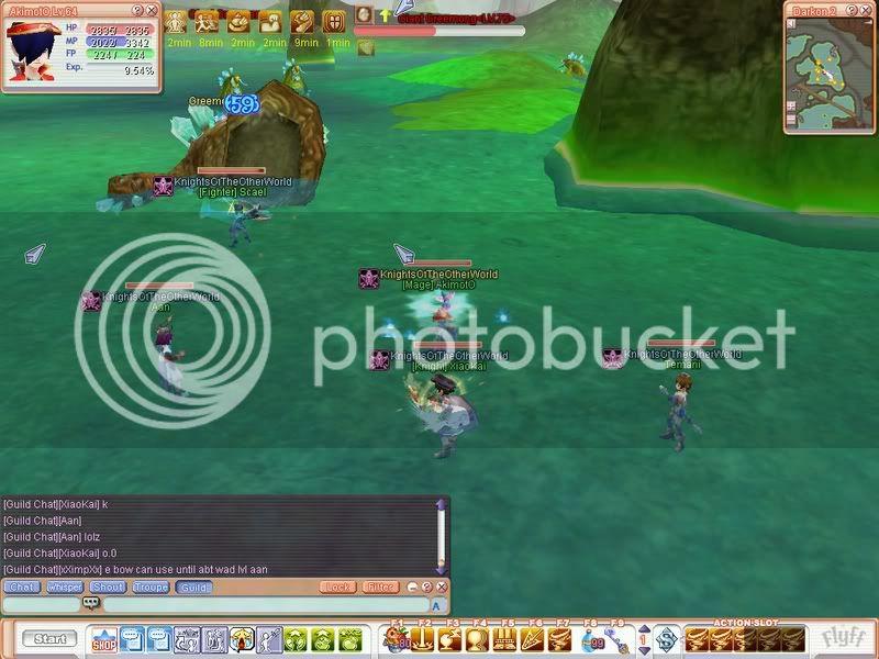 [Event] PK Gaint Hunt [08.04.2007] Flyff00036