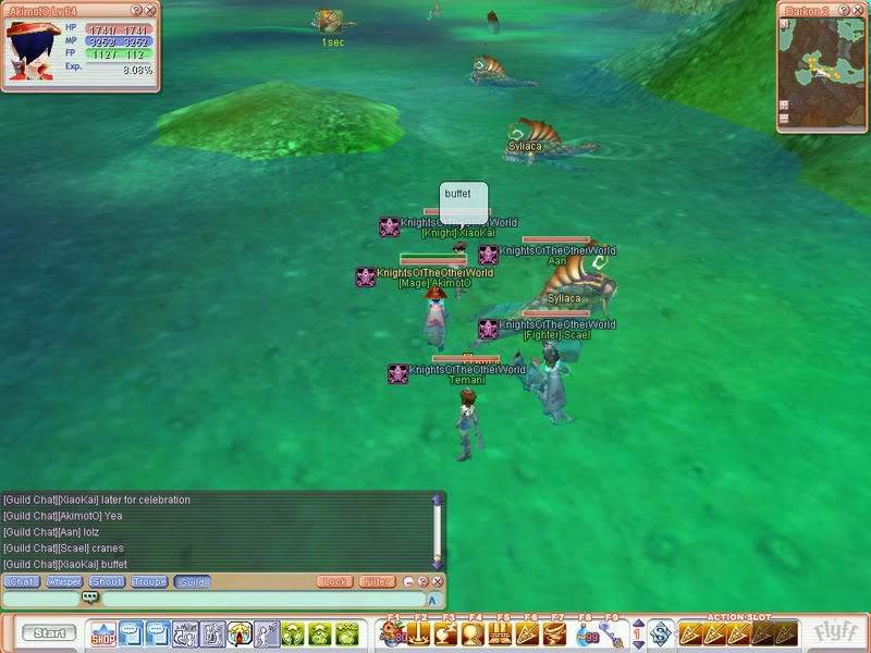 [Event] PK Gaint Hunt [08.04.2007] Flyff00040