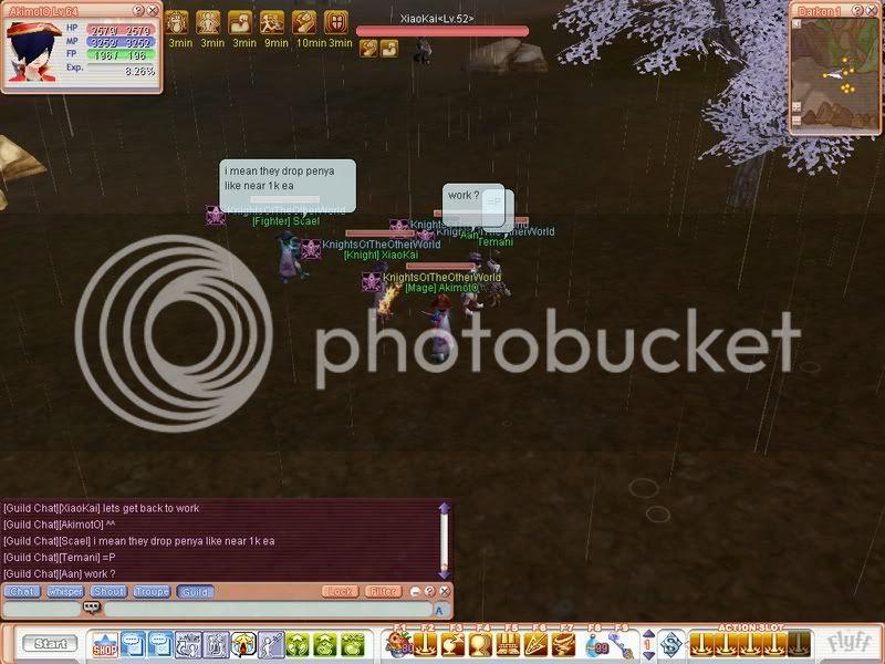 [Event] PK Gaint Hunt [08.04.2007] Flyff00041